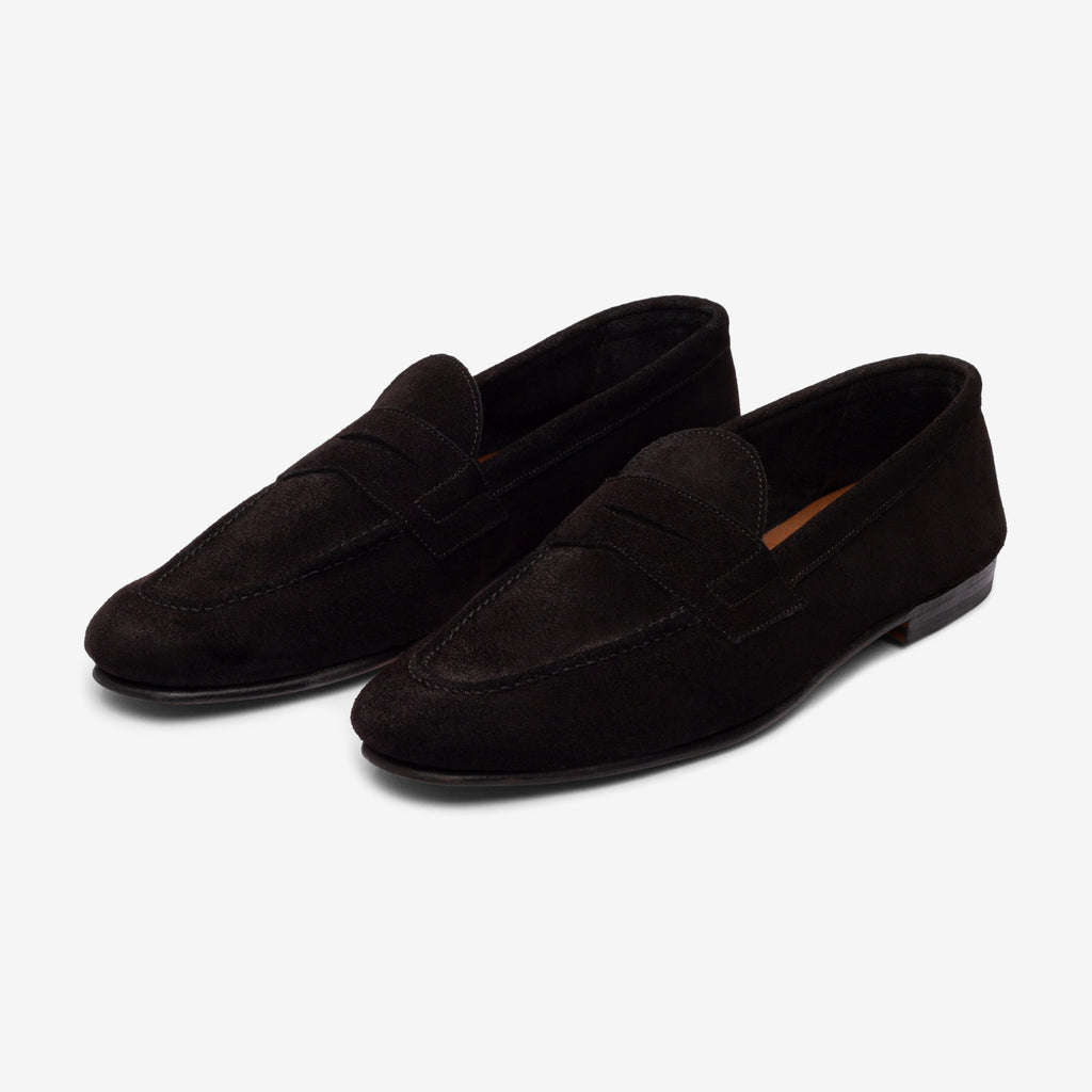 UNLINED LOAFER - ONYX
