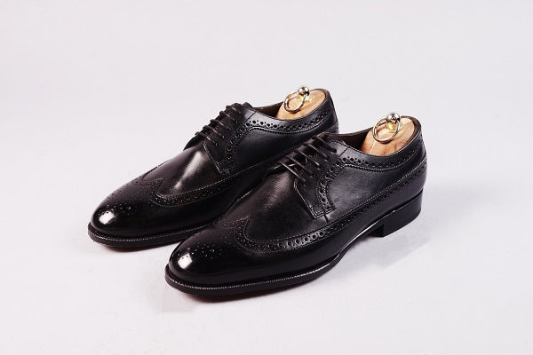 LONGWING DERBY – BLACK