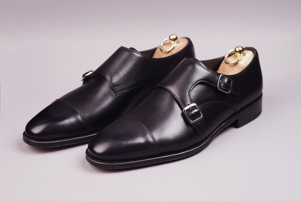 DOUBLE MONK – BLACK