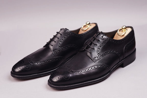 DERBY WING TIP – BLACK