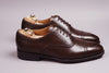 OXFORD CAP TOE – BITTER CHOCOLATE