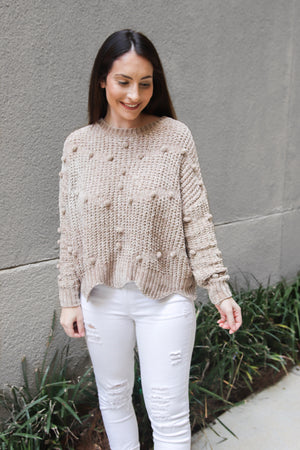 Pom-Pom Sweater - Shop Core Collection