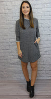 Grey Dress - Shop Core Collection