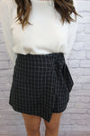 Checkered Skort - Shop Core Collection