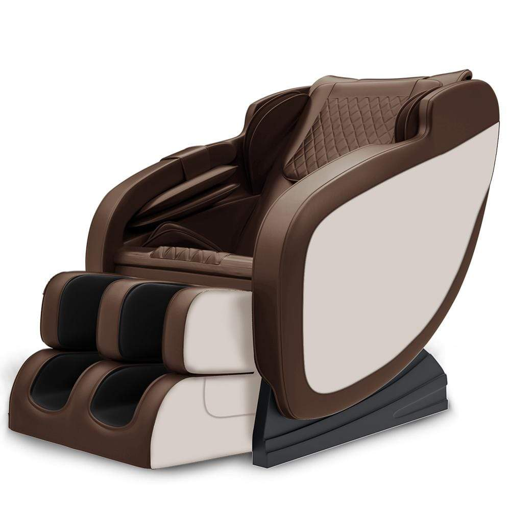 Favor-MM550 S-Track Shiatsu Massage Chair Recliner with Zero Gravity Design and 3D Massage Technology