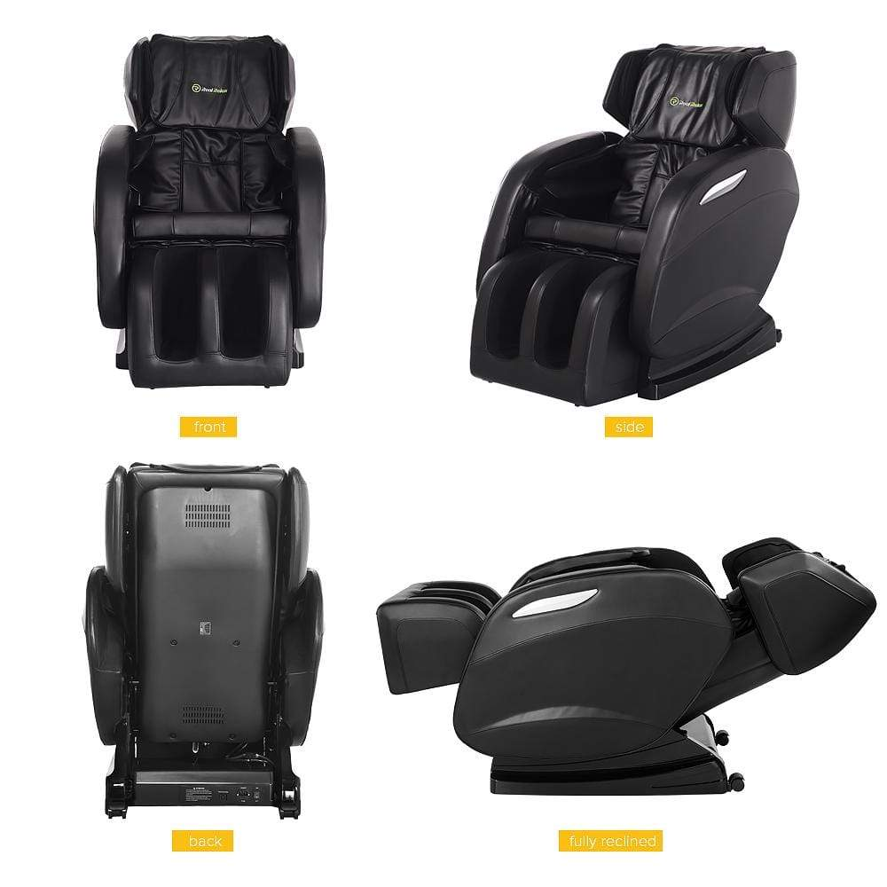 Favor-04 Full Body Shiatsu Massage Chair Recliner by Real Relax™<br>[Pre-Order, ETA Ship 8/15/2020]