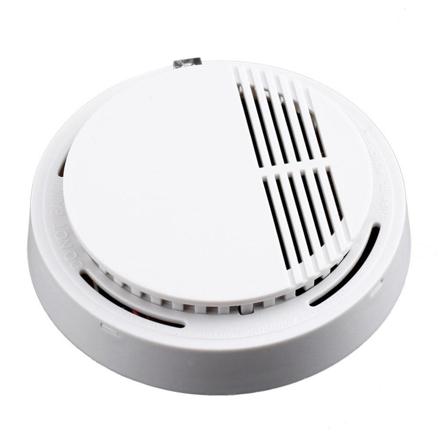 1 Pcs Fire Smoke Sensor Detector Alarm Tester 85dB Home Security System for Family Guard Office building Restaurant Fire Protection Shenzhen CarNival Trading Co., Ltd.- upcube