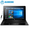 Laptop - 10.1'' Cube iwork10 Flagship/Ultimate Windows10 + Android 5.1 Dual OS Tablet PC Intel Atom X5-Z8300 Quad Core 4GB RAM 64GB ROM -   jetcube