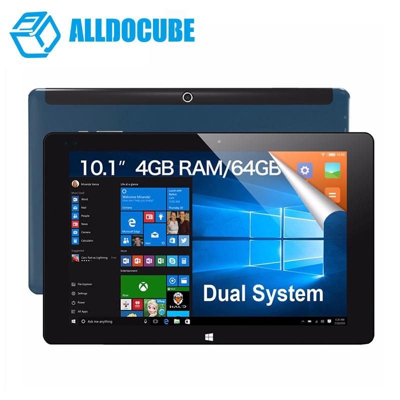 "tablet - 10.1"" IPS 1920*1200 Cube iwork10 ultimate Dual Boot Tablet PC Windows10 + Android 5.1 Intel Atom X5 Z8300 Quad Core 4GB 64GB Rom -   jetcube"