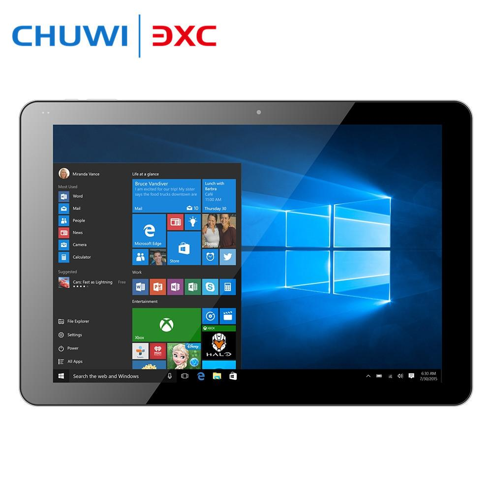 Tablets - 10.1 inch Chuwi Hi10 Pro IPS 1920x1200 Dual OS Tablet PC Intel Cherry Trail x5-Z8350 Windows 10+ Android 5.1 4G 64G Bluetooth4.0 -   jetcube