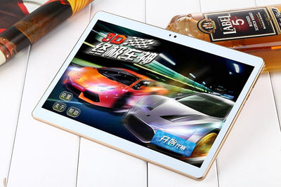 Phone Call Tablets - 10 inch 3G 4G Tablet Octa Core 4GB RAM 32GB ROM IPS 1280*800 Dual Cameras Android 5.1 10.1 Tablet+Gifts -   jetcube