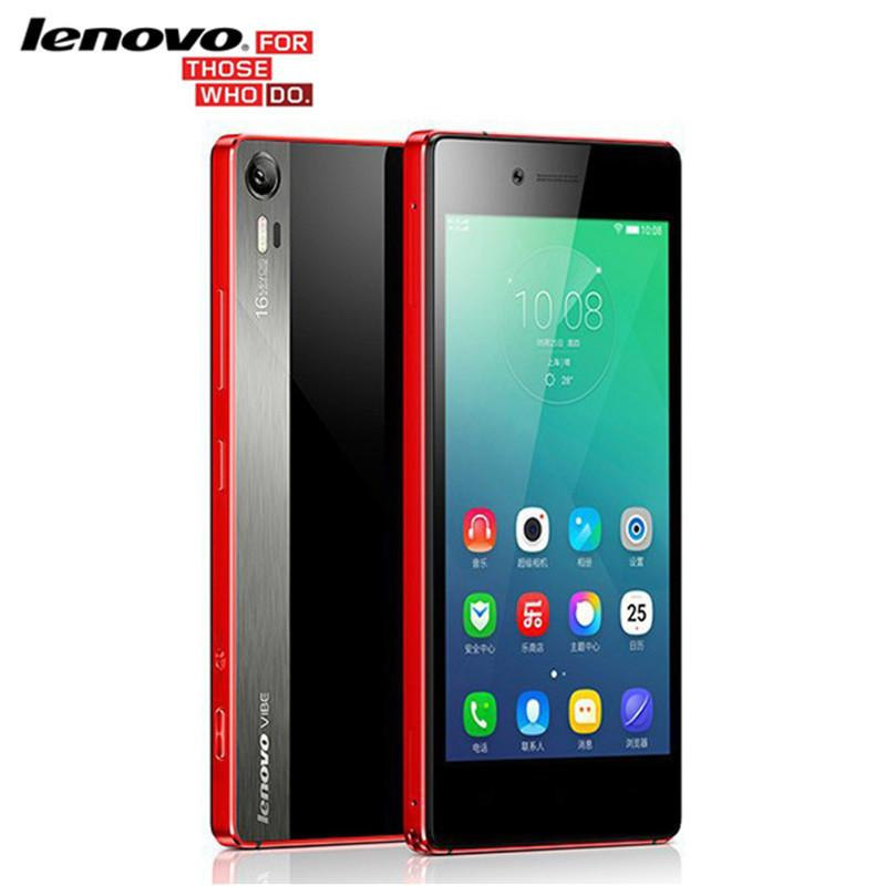 Mobile Phones - 100% New Original Lenovo Vibe Shot Z90 Z90-3 Android 5.1 MSM8939 Octa Core 3G RAM 16G ROM 5.0'' 16MP similar Z90-7 Mobile Phone -   jetcube
