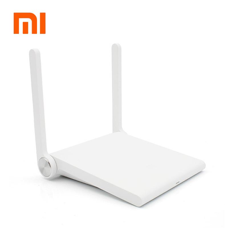 Wireless Routers - 100% Official English Version Xiaomi Mi WIFI Router Youth Version MI 300Mbps Smart APP Control -   jetcube