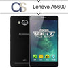 Mobile Phones - 100% Original Lenovo A5600 LTE 4G Mobile Phone Android 5.1 MTK 6735P 1.0GHz Quad Core 1G RAM 8G ROM 5.5inch 720P 8.0MP camera -   jetcube
