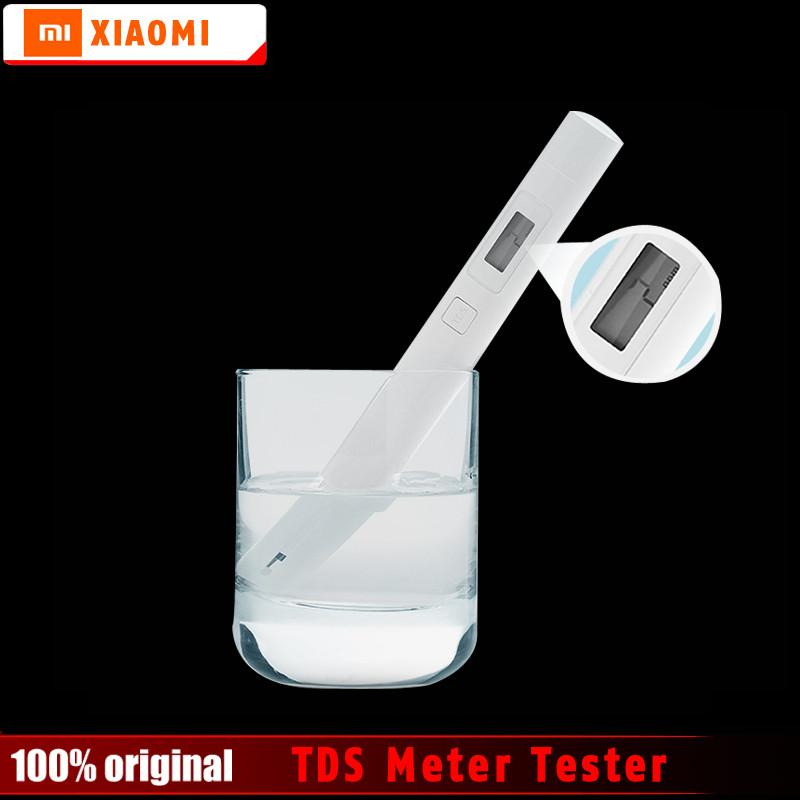 Smart Wristbands - 100% Original Xiaomi TDS meter tester Water Meter Filter Measuring Water Quality Purity Tester Measurement Tool -   jetcube