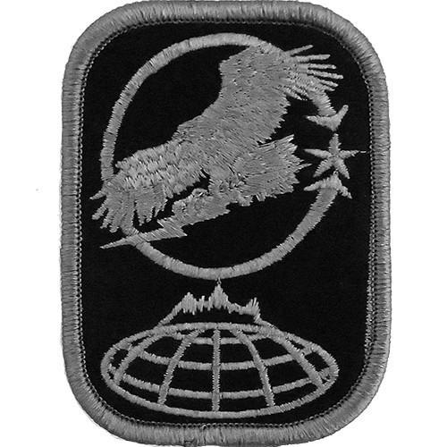 Patches and Service Stripes - 100th Missile Defense Brigade ACU Patch -   jetcube