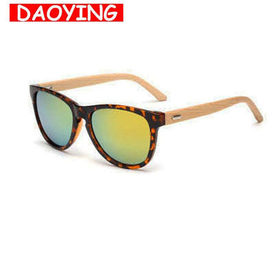 Sunglasses - (10pcs/Lot)Wholesales wood sunglasses revo lens handmade bamboo eyewear Sun glasses with polarized lens in 2016 -   jetcube