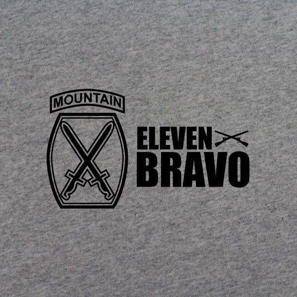 Shirts - 10th Mountain Division 11 Bravo T-Shirt -   jetcube