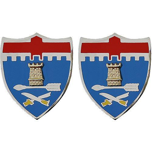 Army Unit Crests - 11th Infantry Regiment Unit Crest (No Motto) -   jetcube
