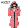Coats - 12 Colors Women Plus Size Female Hoodie Hooded Autumn Winter Long Sleeve Down Short Slim Casual Quilted Chaquetas Jacket Coat -   jetcube