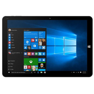 Laptop - 12 inch Tablet PC CHUWI Hi12 Dual OS 4GB RAM DDR3 Intel Z8350/64GB ROM Wifi HDMI OTG Micro USB3.0 Mini Windows Tablet Laptop -   jetcube