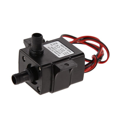 Birds - 12V DC Brushless Water Pump Ultra-quiet 3M 240L/H Brushless Submersible Water Pump  mini electric submersible waterpump -   jetcube