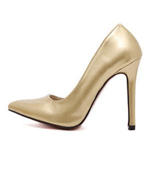 Women s Pumps - 12cm size 34-41 Pointed Toe women banquet Pumps lady  Wedding Party 5529cf66dcaa