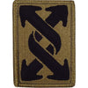 Patches and Service Stripes - 143rd Sustainment Command MultiCam (OCP) Patch -   jetcube