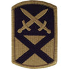 Patches and Service Stripes - 167th Support Command MultiCam (OCP) Patch -   jetcube