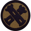 Patches and Service Stripes - 16th Engineer Brigade MultiCam (OCP) Patch -   jetcube