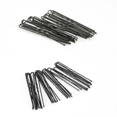 Hair Accessories - 17-20pcs/ bag  Womens Fashion Hair Accessories U-shaped Hair Clips Hairpin Hairband Diy Updo Essential Products -   jetcube