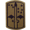 Patches and Service Stripes - 172nd Infantry Brigade MultiCam (OCP) Patch -   jetcube