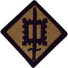 Patches and Service Stripes - 18th Engineering Brigade MultiCam (OCP) Patch -   jetcube