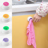 Bathroom Storage - 1PCS Wash cloth clip holder clip dishclout storage rack bath room storage hand towel rack Hot 2016 -   jetcube
