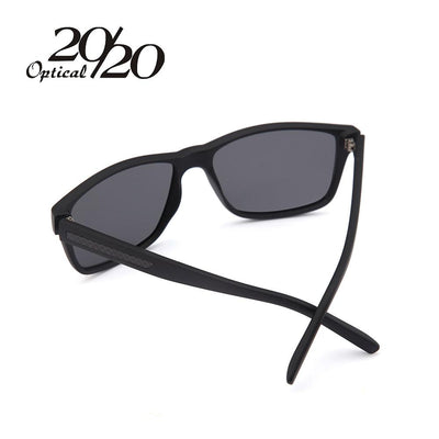 Sunglasses - 20/20 Sunglasses Men Classic Carbon Fiber Polarized Glasses For Man Brand Driving Eyewear Coulos Masculino PL271 -   jetcube