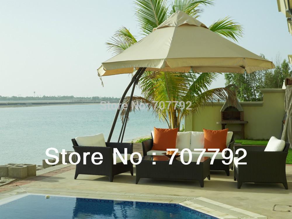 Outdoor Furniture - 2013 New Design outdoor wicker sunroom furniture sets -   jetcube