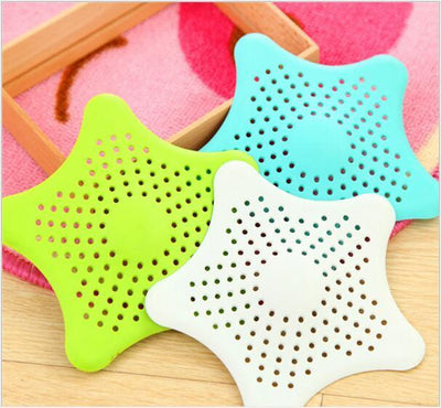 Drinkware - 2016 Colorful Silicone Kitchen Sink Filter Sewer Drain Hair Colanders & Strainers Filter Bathroom Sink -   jetcube