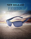 Sunglasses - 2016 HD VIsion Mens Polarized SunGlasses Blue Coating Men Sun glasss Designer Driving shades UV -   jetcube