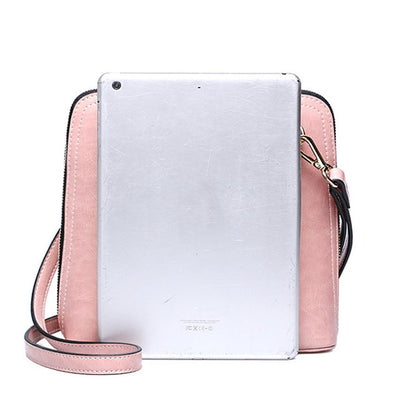 2017 Genuine Leather Shell Women Shoulder Bag Luxury Brand Bag Women Messenger bag Famous Designer Brand Women Crossbody bag Shoulder Bags ESUFEIR Official Store- upcube