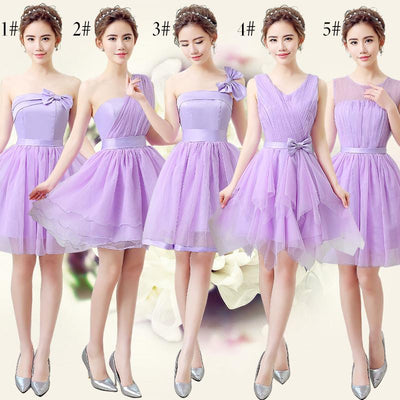 2017 New Bridesmaid Dresses Plus Size Stock Cheap Under 50 Simple