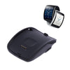2PCS Portable Details About Black Plastic Charging Dock Cradle for Samsung Galaxy Gear S Smart Watch SM-R750 Smart Wristbands flowcross- upcube
