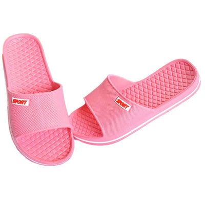 778cd6752bb Off home beach slippers summer women thick bottom skid slippers female  bathroom slippers wholesale sandals four