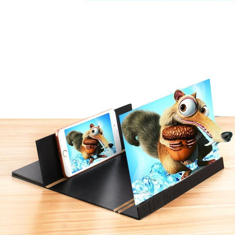 3D Phone Screen Magnifier Stand