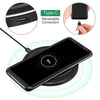 Chargers & Cables - 10 W Fast Wireless Charger Pad for iPhone X  iPhone 8 for Galaxy Note 8/ S8/ S8 Plus -   jetcube