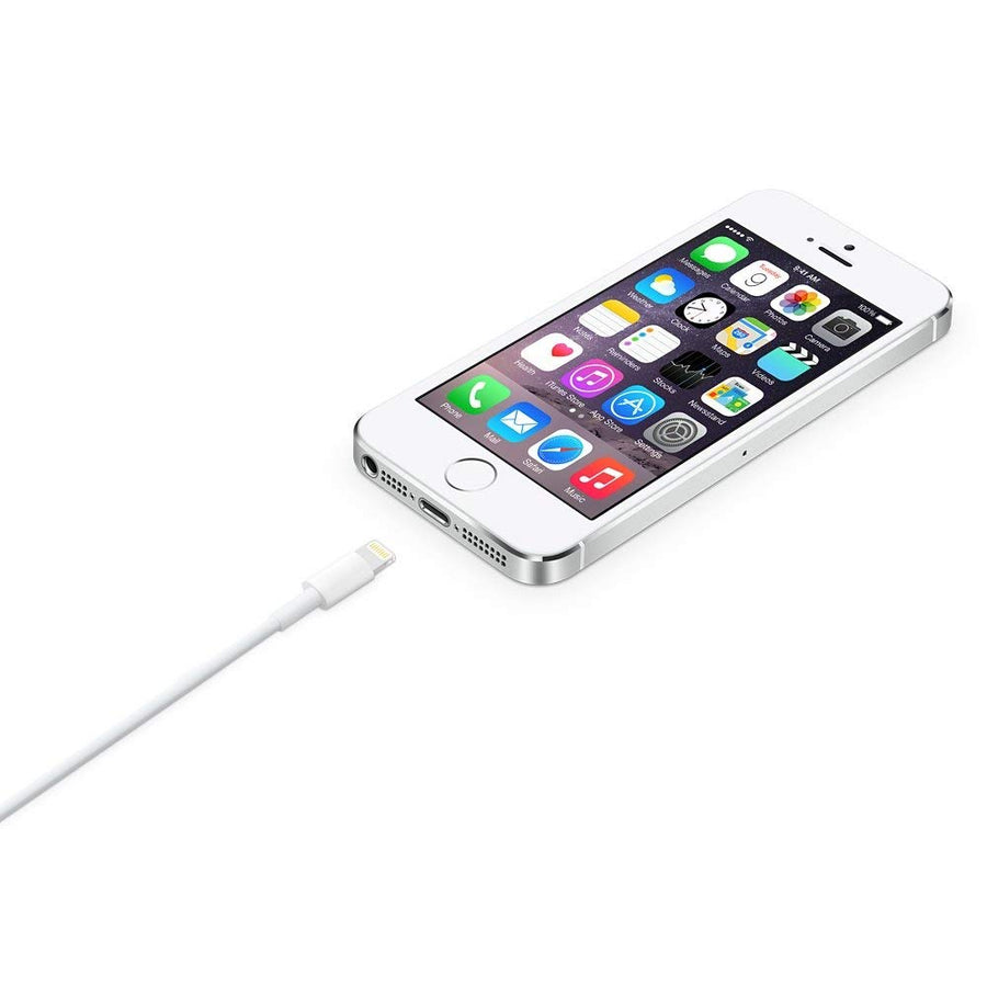 Apple MD819AM/A 2 Meter Lightning to USB Cable