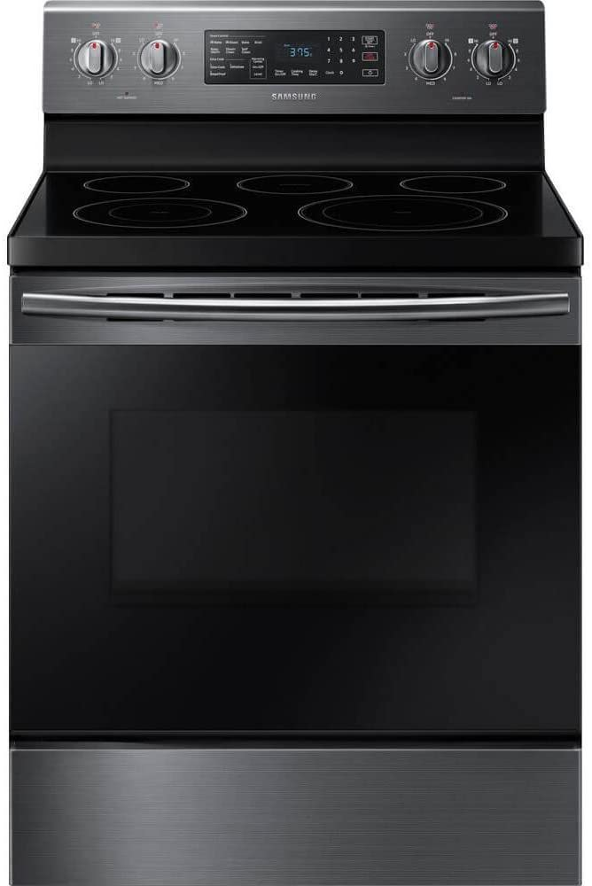 Samsung NE59M4320SG/NE59M4320SG/AA/NE59M4320SG/AA NE59M4320SG 5.9 Cu. Ft. Black Stainless Electric Convection Range