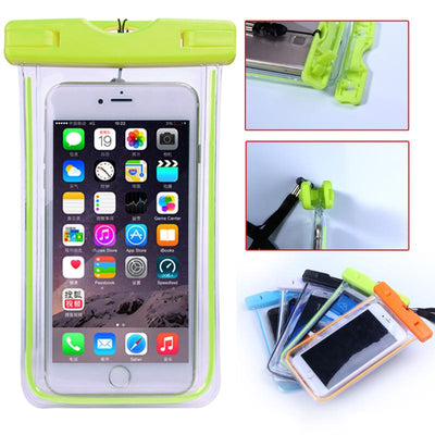 the latest b2bd8 4ff23 6 Inch Waterproof Case Underwater Bag For iPhone 8 6s 7 Plus 5S for Samsung  Galaxy J5 J7 Prime S8 Plus A3 A5 Water Proof Pouch