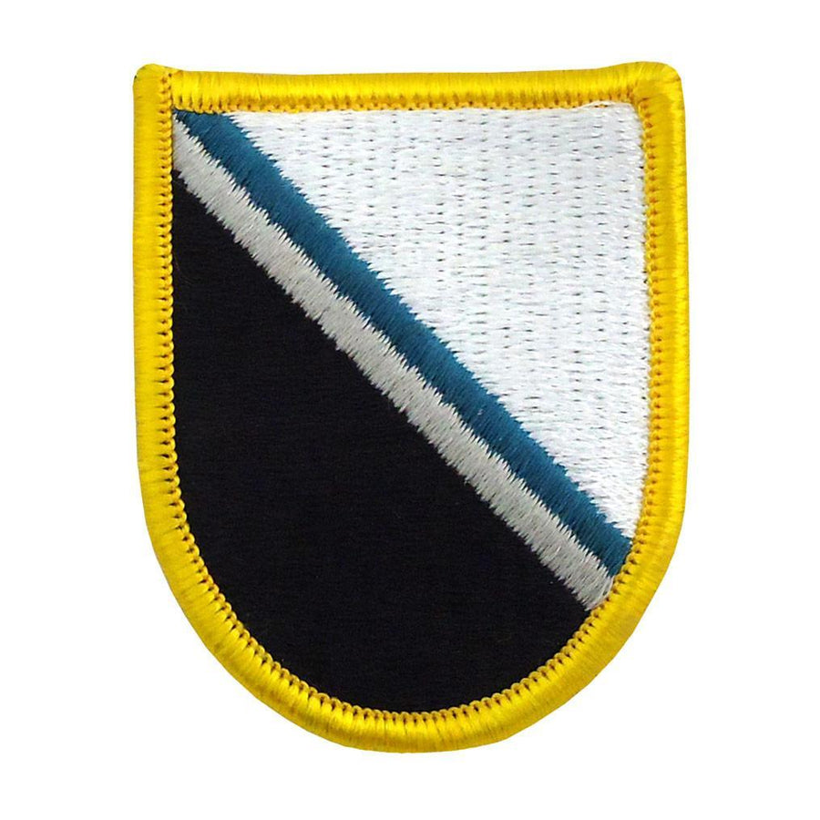 Patches and Service Stripes - 14th Military Intelligence Battalion, C Company (LRS) Beret Flash -   jetcube