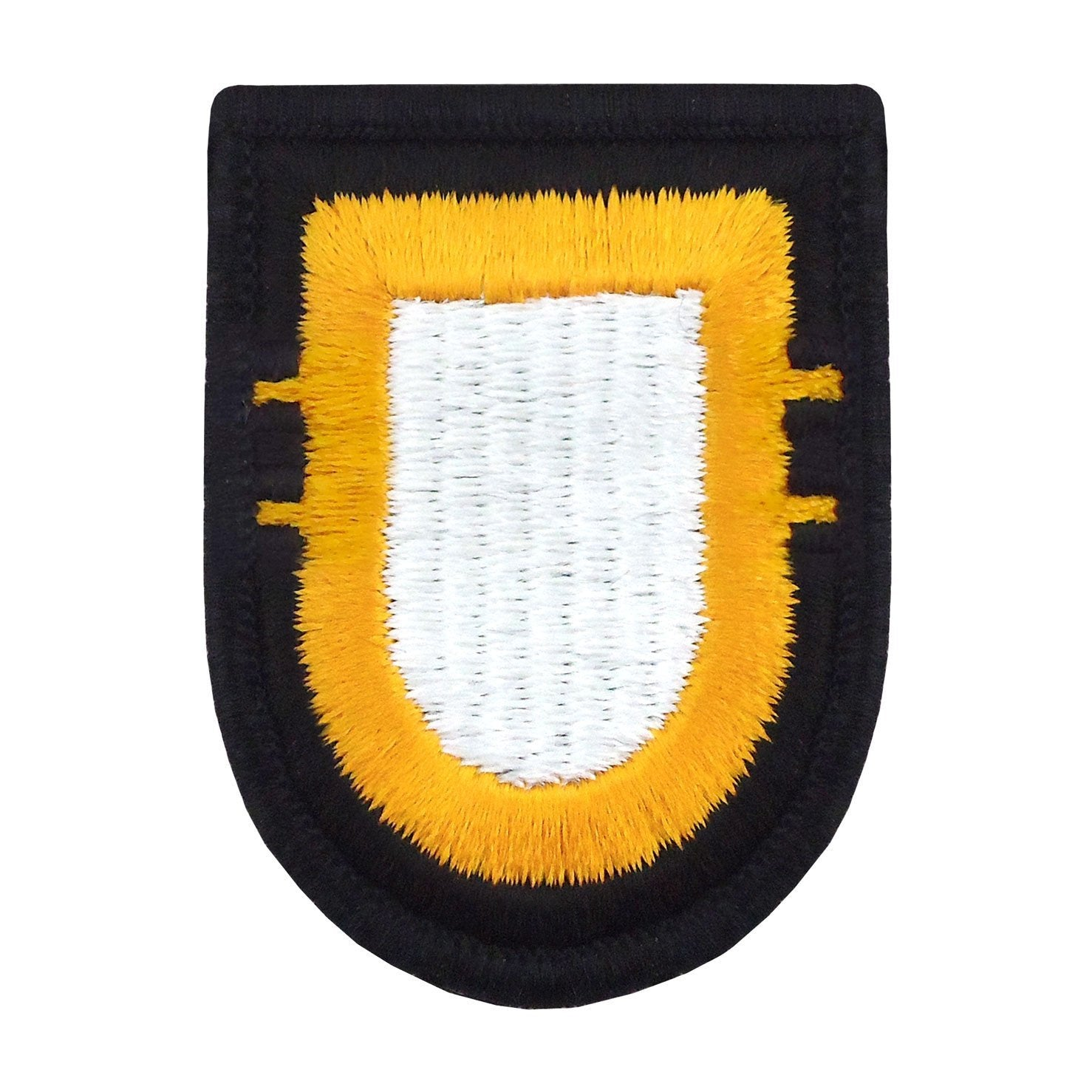 Patches and Service Stripes - 101st Airborne Division, 2nd  Brigade Beret Flash -   jetcube