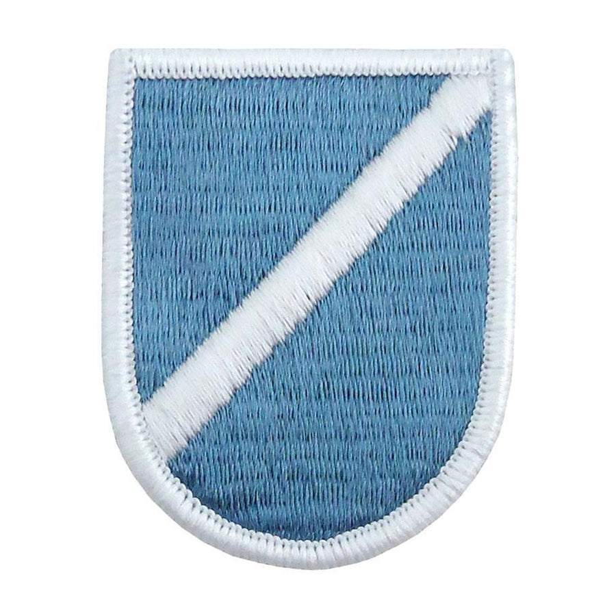 Patches and Service Stripes - 151st Infantry Detachment (Long Range Surveillance) Beret Flash -   jetcube
